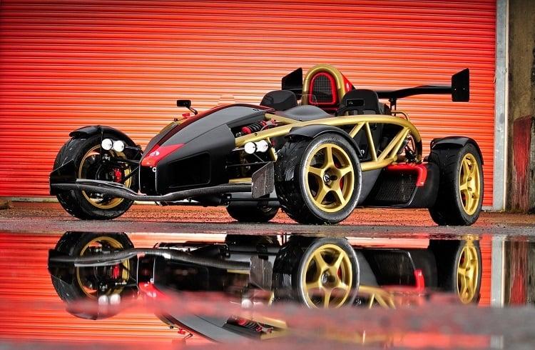 Havalı Bir Otomobile Sahip Olmak İsteyenlere Ariel Atom V8!