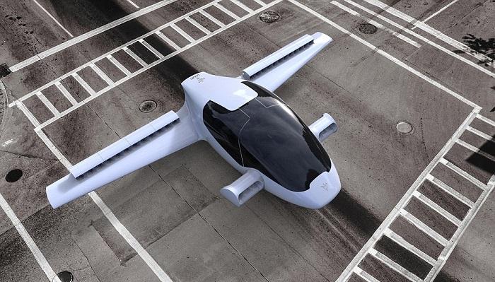 Lilium Jet'in Fonksiyonel Tasarımı