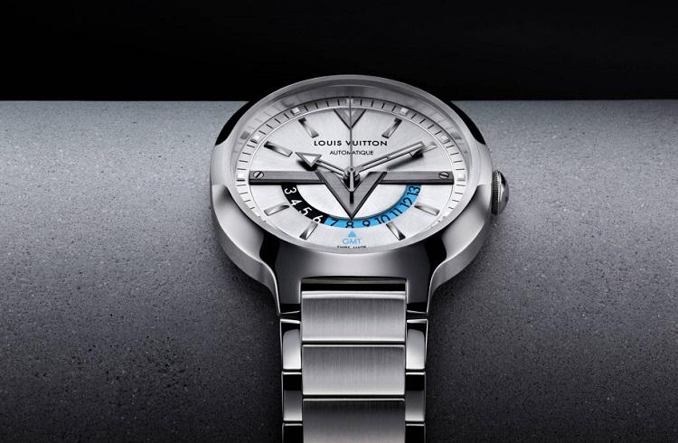 "Louis Vuitton'ın Yeni Maskülen Saati: ""GMT Voyager"""