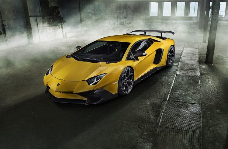 Novitec'in Usta Ellerinde Şekil Bulan Lamborghini Aventador Klasiği!