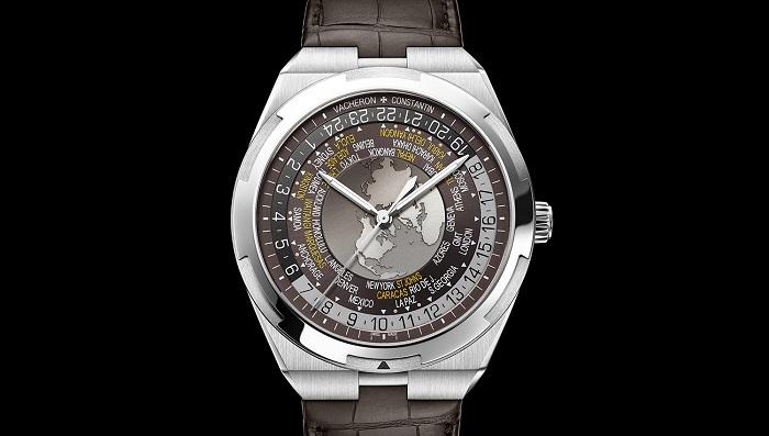 Overseas World Time 7700V Saatlerinin Zamansız Tasarımı