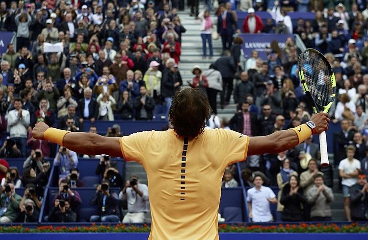 """Richard Mille'nin İlk Kendinden Kurmalı Saati: """"Rafael Nadal Koleksiyonu"""""""