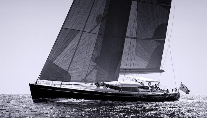 Royal Huisman'ın Yeni Yelkenlisinin Olağanüstü Performansı