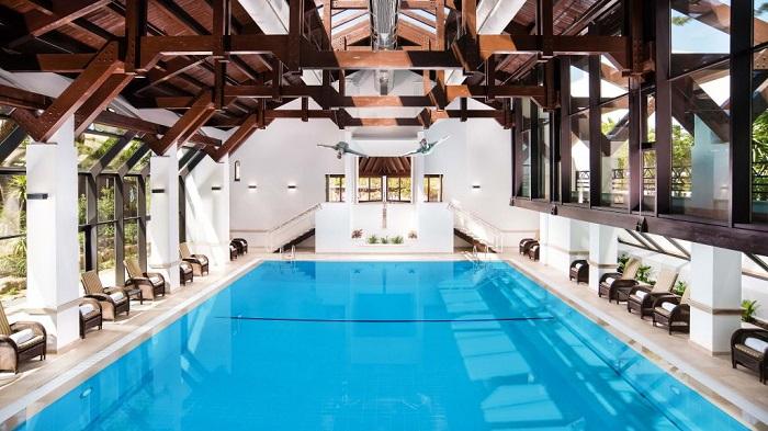 Sade Tasarımıyla Huzurlu Bir Portekiz Oteli