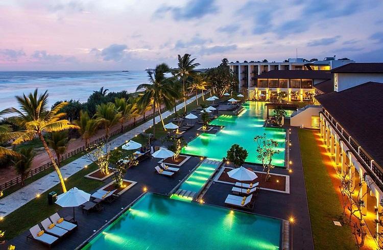 Sri Lanka'da Lüksü İliklerinize Kadar Hissedebileceğiniz Bir Otel