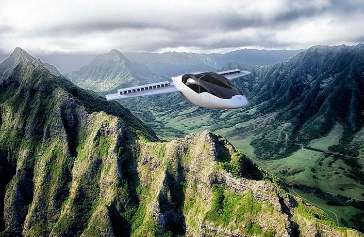 Tamamen Elektrikle Çalışan Lilium Jet ile Uçmanın Keyfine Varın!