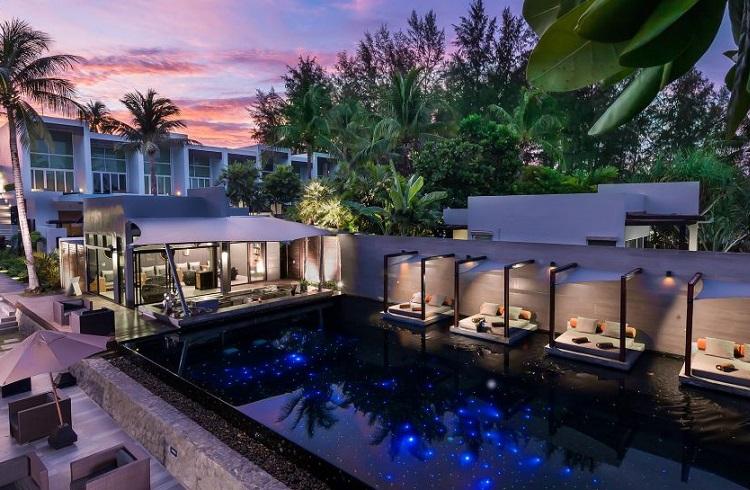 "Tatile Olan Susuzluğunuzu Dindirecek Egzotik Otel: ""Aleenta Resort&Spa"""