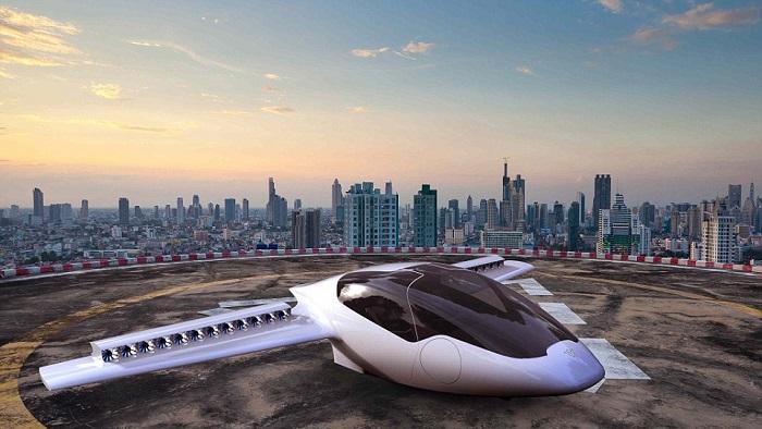 Teknoloji Harikası Lilium Jet Ne Zaman Piyasaya Sürülecek?
