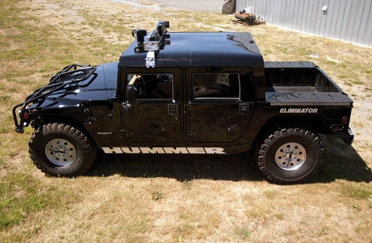 Tupac'ın 1996 Model Hummer H1 Arabası Müzayedeye Çıkıyor!