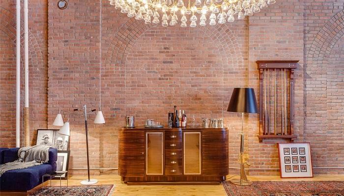 Ünlü Çiftin SoHo Evinin İlgi Çekici Tasarımı
