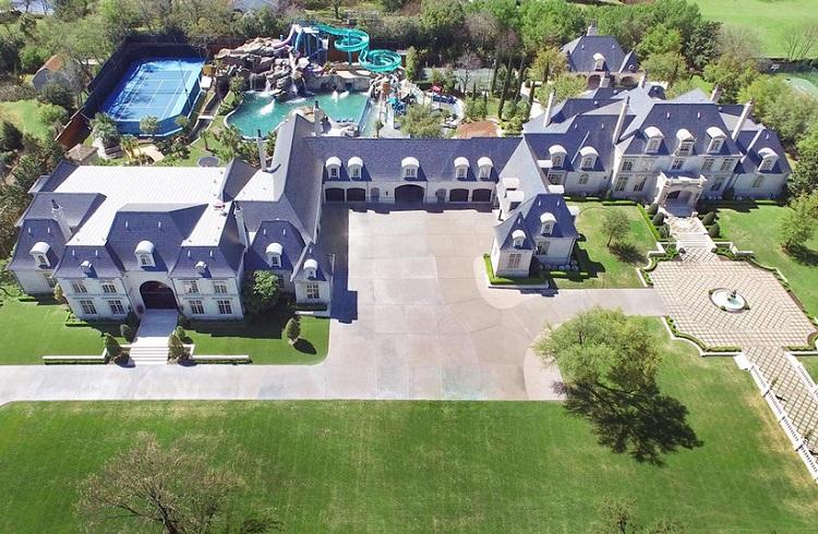 Vahşi Batı'nın Mimari Harikası Texas Mansion Satışa Çıkarılıyor!