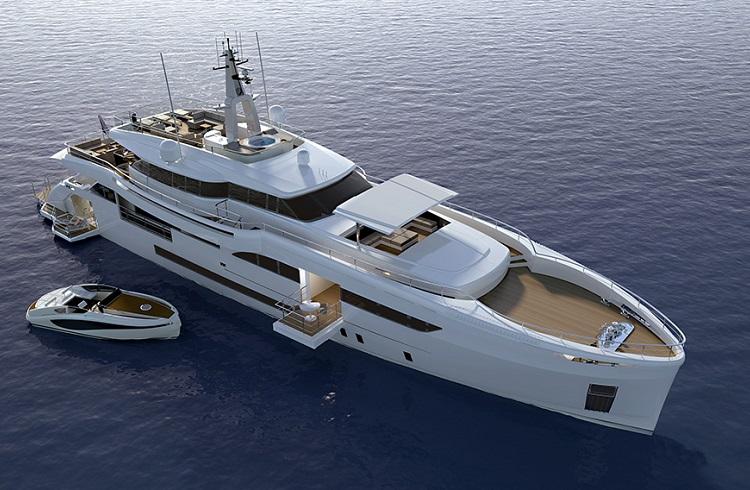 """Wider Yachts Firmasının Son Model Lüks Motorlu Yatı: """"Genesi"""""""