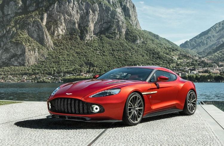 2016 Aston Martin Vanquish Zagato ve Yüksek Performansı