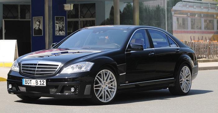Mercedes S600 Biturbo