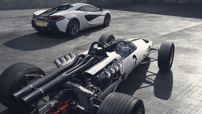 570S M2B Olağanüstü Performansıyla McLaren Kalitesini Yansıtıyor