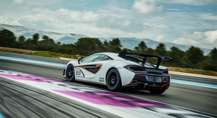 570S Sprint Versiyonu Klasikleşmiş McLaren Gücüne Sahip
