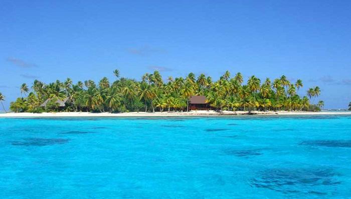 Astronomik Fiyat Etiketine Sahip Bora Bora Adası