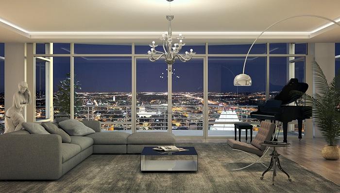Austonian Penthouse İle Üst Düzey Yaşam Keyfi