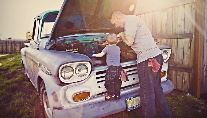 Babalar Gibi Para Kazanmak