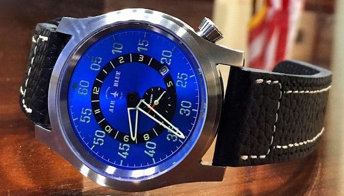 Air Blue Papa Praesto