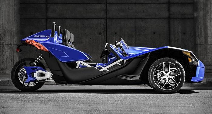 Benzersiz Bir Tasarım Örneği: Polaris Slingshot SL LE