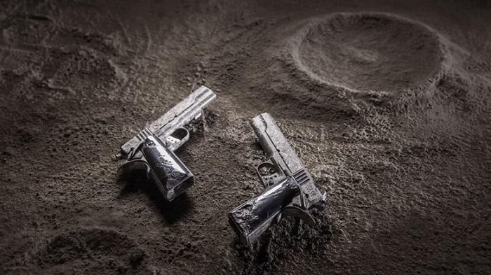Big Bang Pistol Set Hangi Malzemelerden Oluşturuldu?