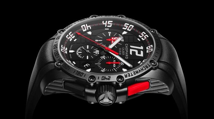 Chopard'ın Porsche İçin Tasarladığı Harika Saat