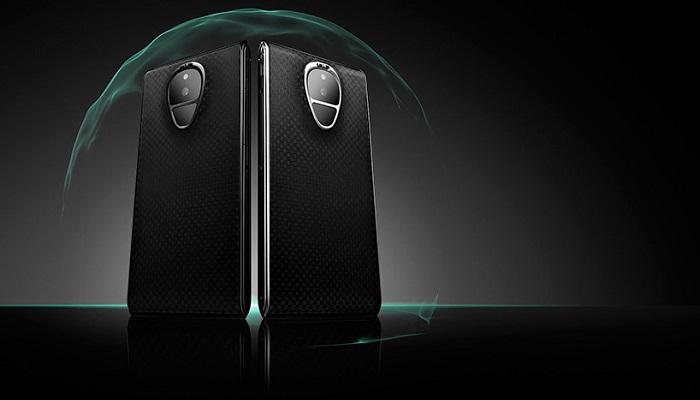 Dünyanın En Güvenli Akıllı Telefonun Tasarımı