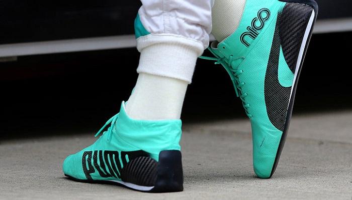 Lewis Hamilton ve Nico Rosberg - Puma