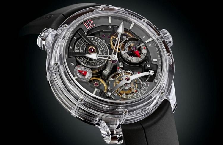 Dünyanın En Seçkin Saat Firması Grubel Forsey'in Yeni Başyapıtı