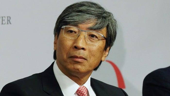 Dr. Patrick Soon-Shiong