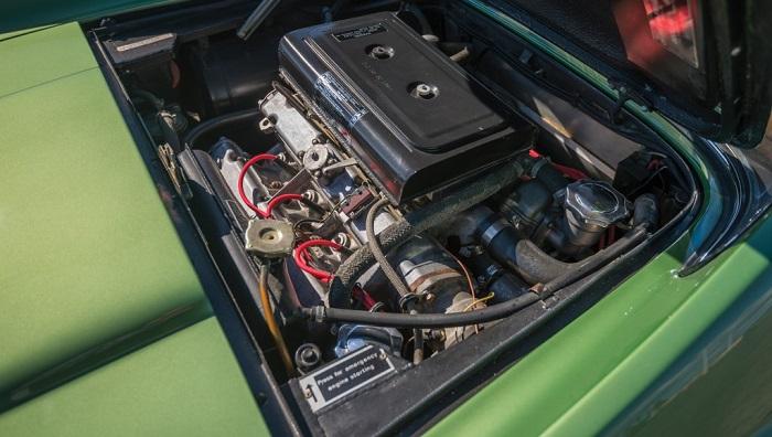 Ferrari Dino 246 GTS Modelinin Sahip Olduğu Motor