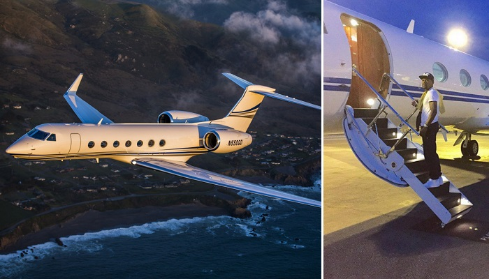 Floyd Mayweather - Gulfstream G550