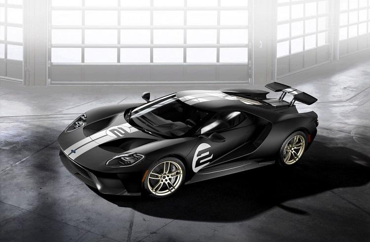 Ford 2017 GT 66 Heritage Edition Modeliyle Le Mans Tarihini Kutluyor!