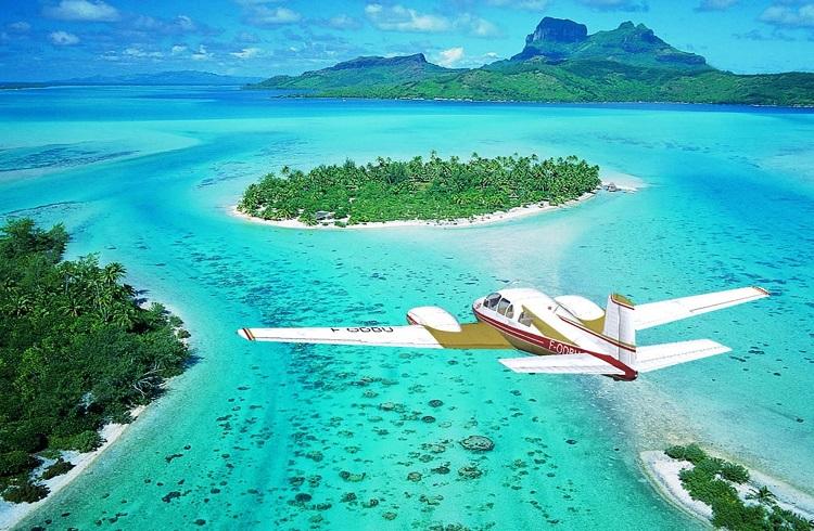 Fransız Polinezyası'nın İncisi Bora Bora'da Kendi Adanıza Sahip Olun!