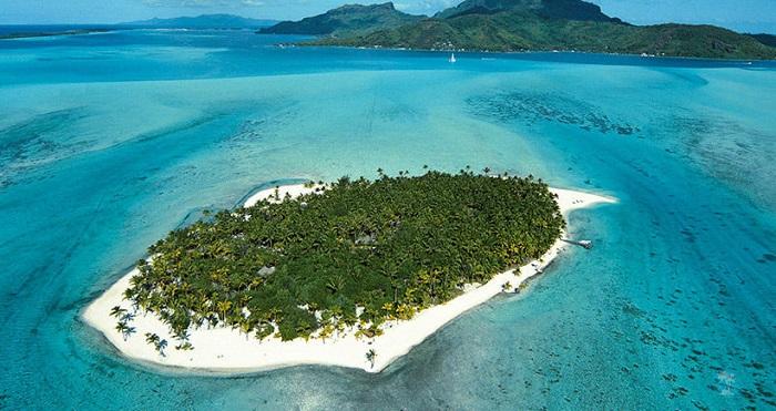 "Geçmişte Kiralanmış Bir Polinezya Adası: ""Motu Tane"""