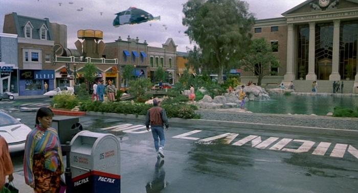 Hill Valley - Geleceğe Dönüş