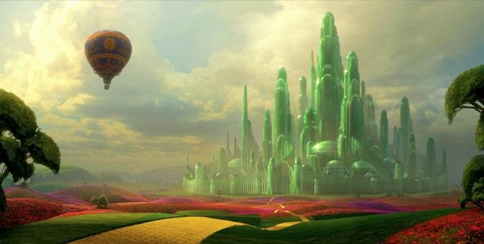 Zümrüt Şehir - Oz Büyücüsü