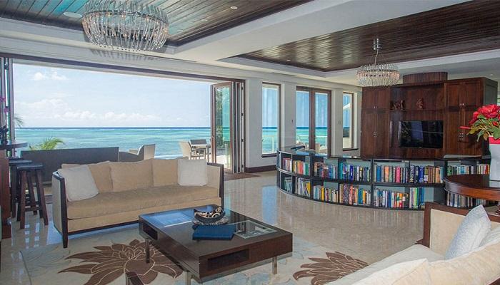 Grand Cayman Adası'nın Göz Alıcı Evi: Barco a la Vista