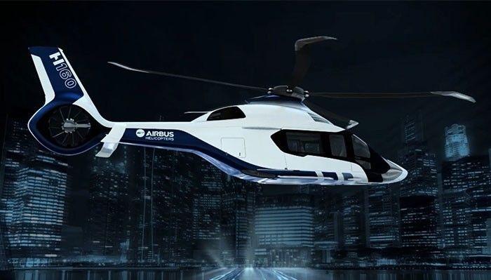 Güçlü Motorlarla Donatılmış Eşsiz Bir Helikopter