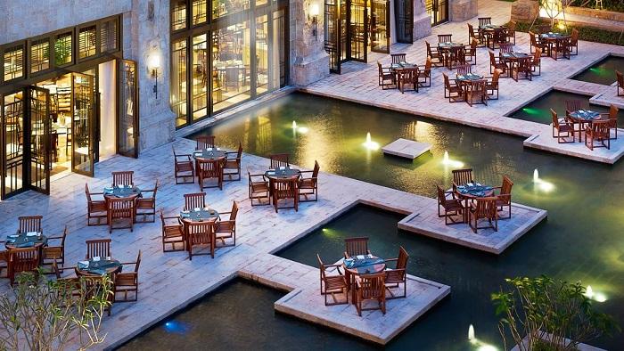 İçerisinde Gizlediği Tesisleriyle Eşsiz Bir Çin Oteli