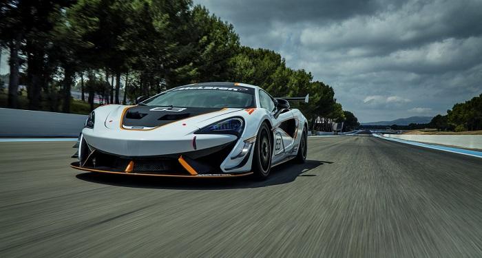 McLaren 570S Sprint Versiyonunun Değeri