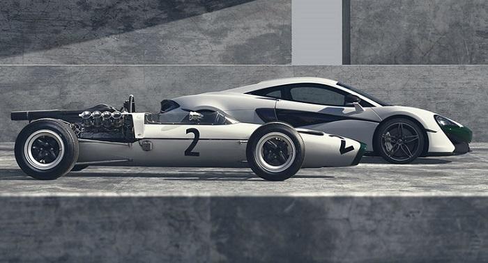 McLaren M2B Efsanesinin İlk Yarışı