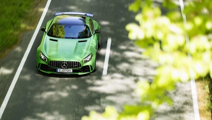 Mercedes-AMG GT R Modeli Hayallerinizi Süsleyecek