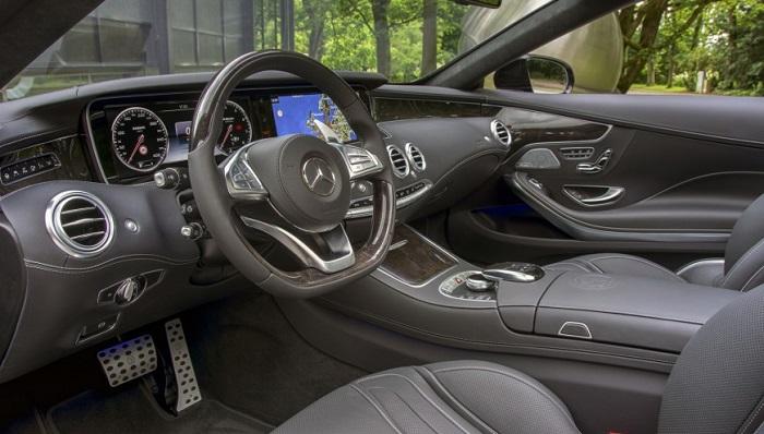 Mercedes ve Brabus Konforunu Gözler Önüne Seriyor