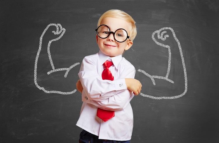 Öz Güveni Yüksek Çocuklar Yetiştirmek için 12 Öneri