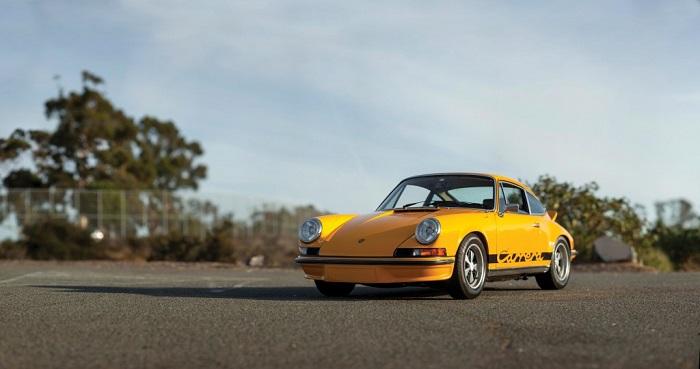 Porsche 911 2.7 RS Modelinin Görünümü