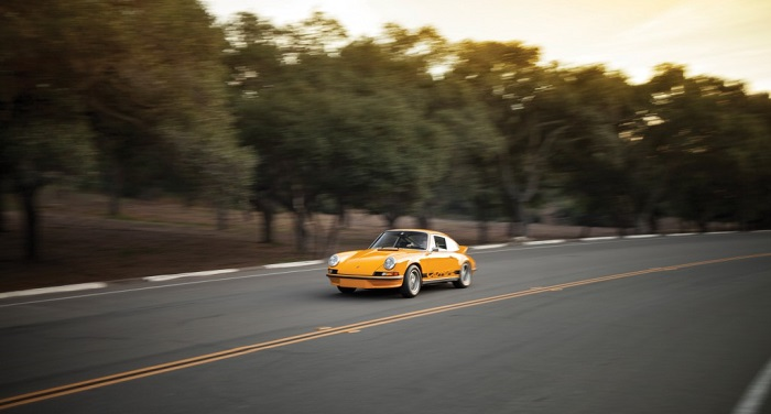 Porsche 911 2.7 RS Modelinin Performansı