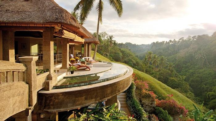 Rüya Gibi Villalarıyla Viceroy Hotel Bali