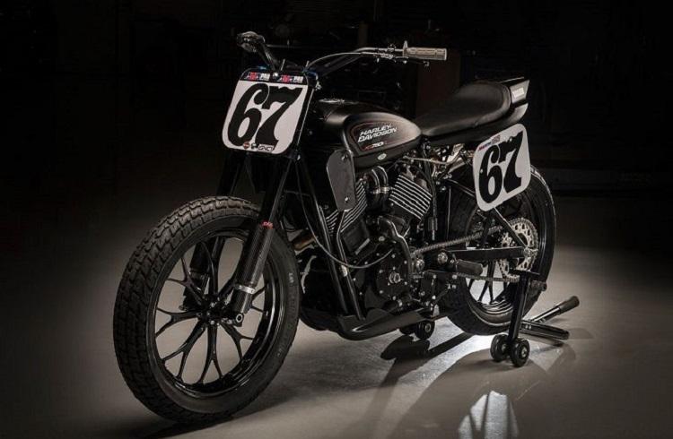 """Su Soğutmalı Motoruyla Yeni Nesil Harley-Davidson: """"XG750R"""""""